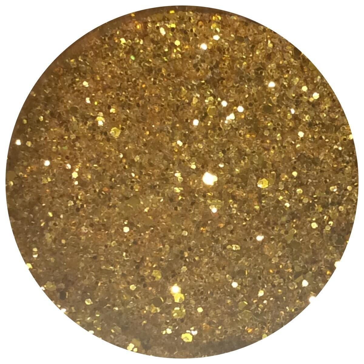 Dazzling gold Glitter