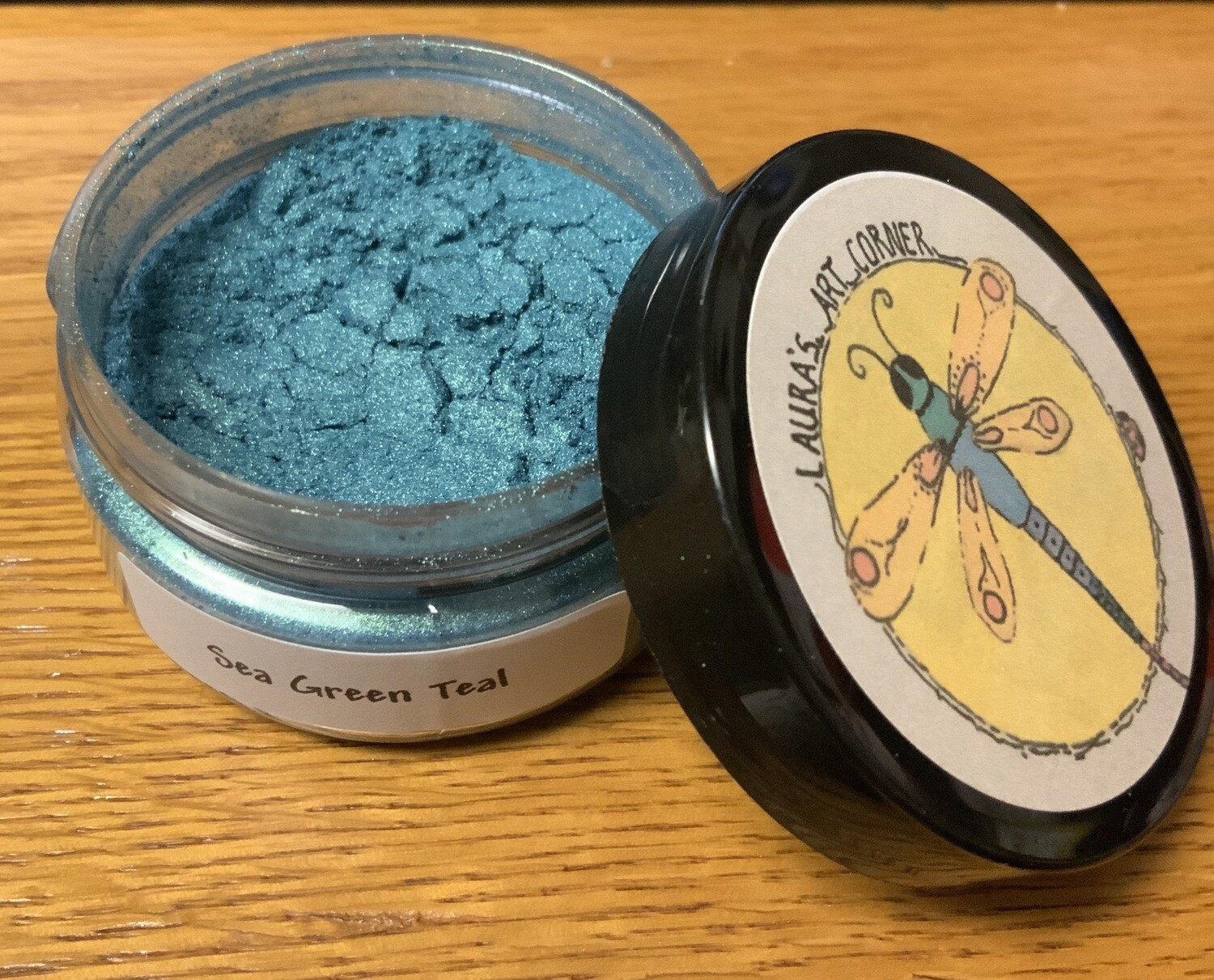 Sea Green Teal Pigment 25gr(NEW)