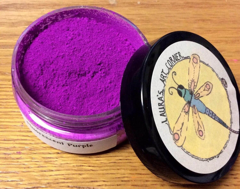 Fluorescent Purple 25gr