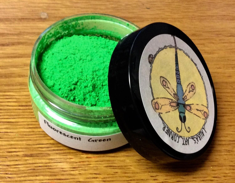 Fluorescent Green 25gr