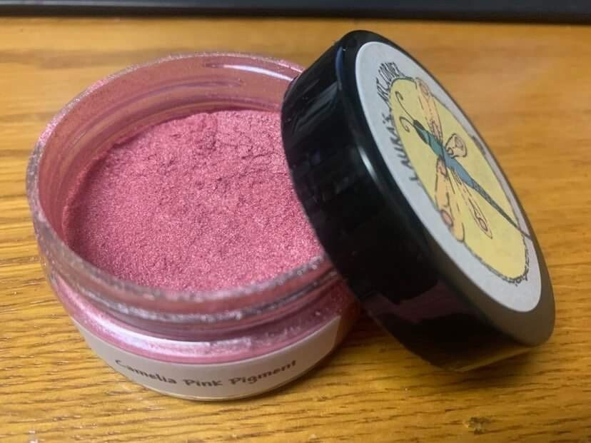 Camella Pink Pigment Powder (NEW)