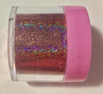 Opulence Pink Super Holographic Glitter Powder 20gr