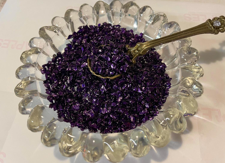 Royal Purple Glass Bits