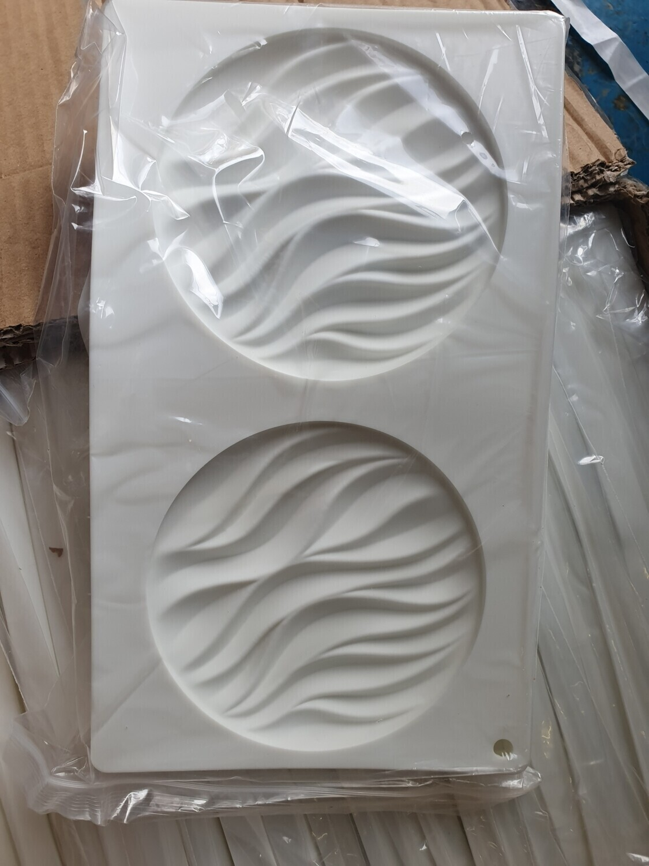 Wave Coaster Mold