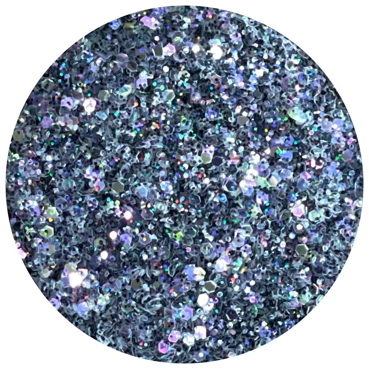 Charcoal Gray Holo 1oz Jar
