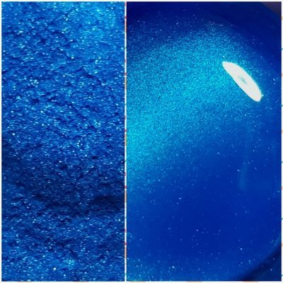COSMIC BLUE 50ml pearlescent cobalt blue NEW-Transparent