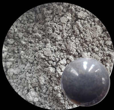 Silver Gray Pigment 50ml