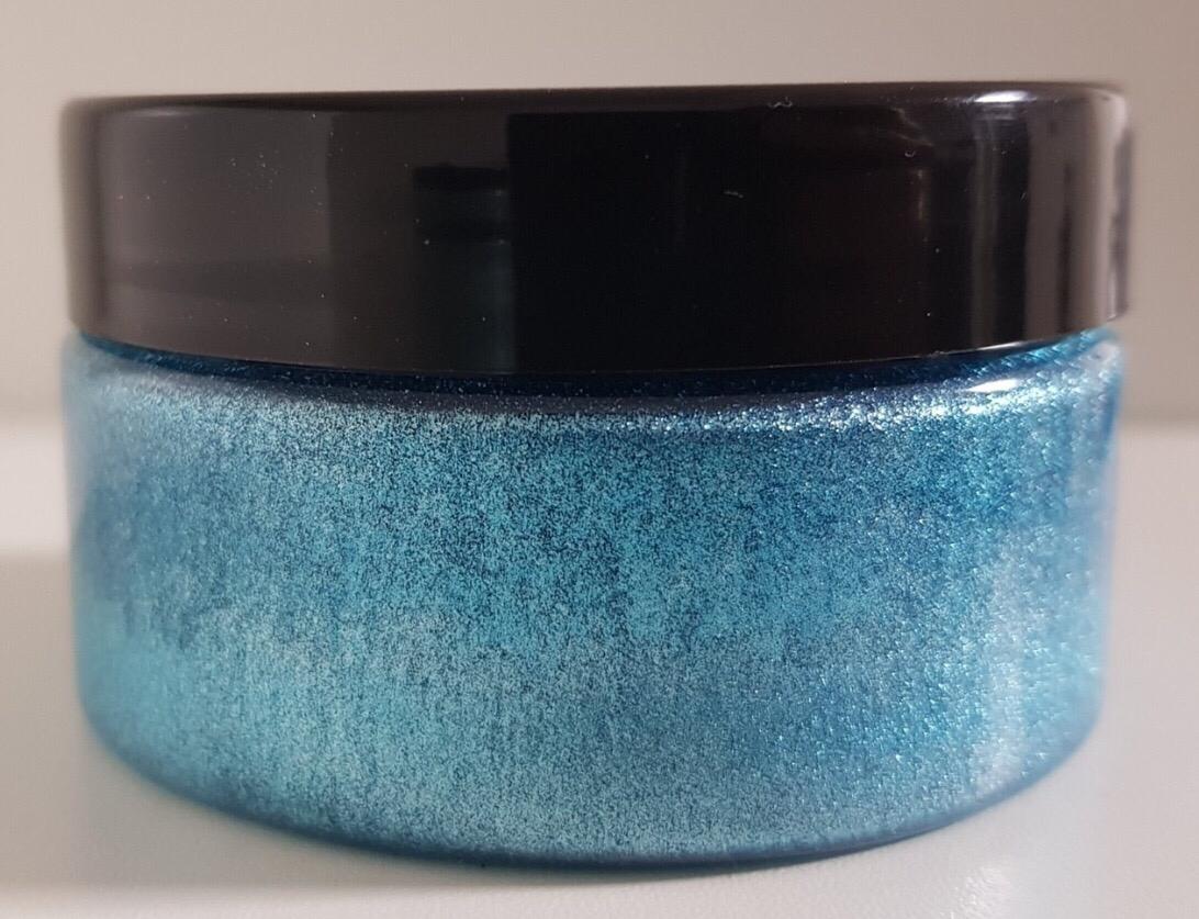 Steel Blue Metallic Epoxy Paste 50g ( O/T)(New)