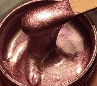 Silver Rose Metallic Epoxy Paste 50g ( (O) (New)