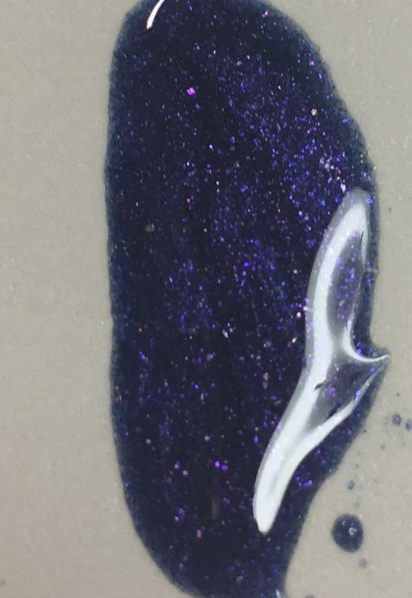 PURPLE DIAMOND Shimmery Pigment 50ml NEW (T,O)
