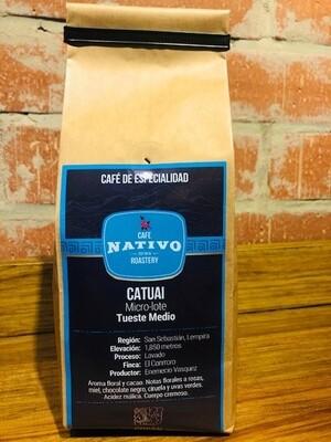 Microlote Catuai Lavado - Productor  Enemecio Vasquez (Bolsa 340 gms)