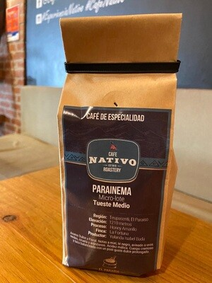 Microlote Parainema Honey Productor Yolanda Bada (Bolsa 340 gms)