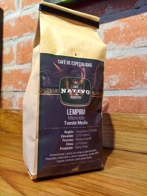Microlote Lempira Honey Productor Mario Pinto
