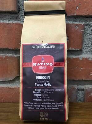 Microlote Bourbon (340 gms) Productor Aqulino Lopez