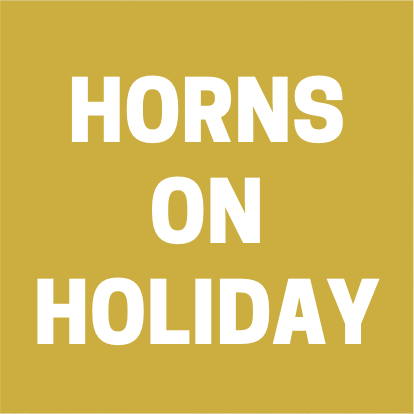 Horns on Holiday (Dec. 7, 2019)
