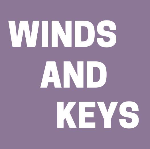 Winds and Keys (Nov. 9, 2019)
