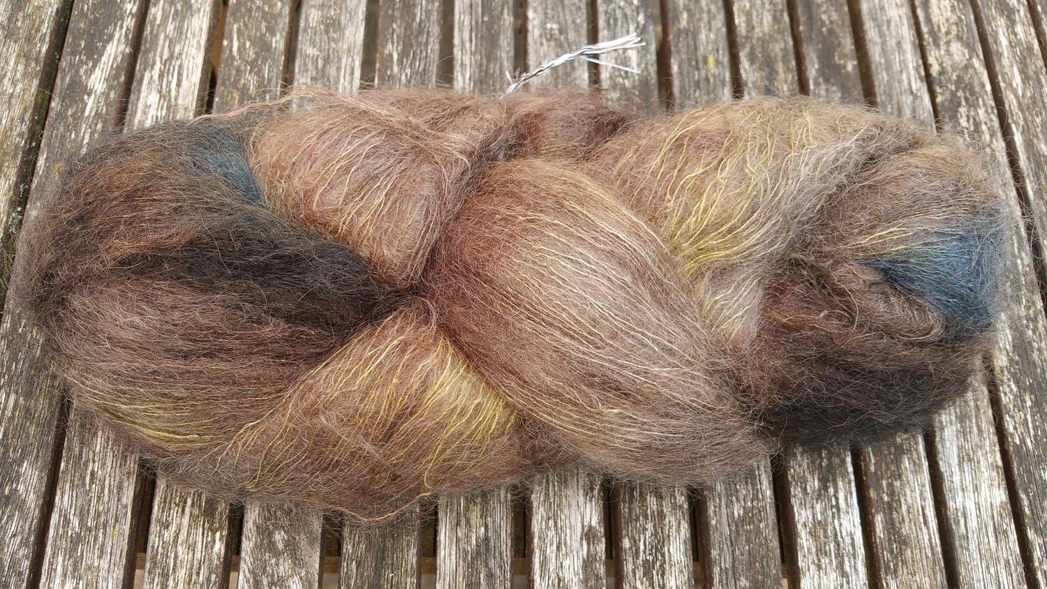 Brushed Kid Mohair