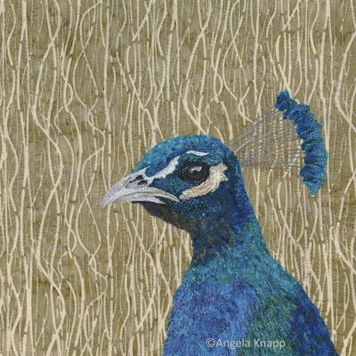'Feathered Fanfare' - Limited Edition Giclee Print