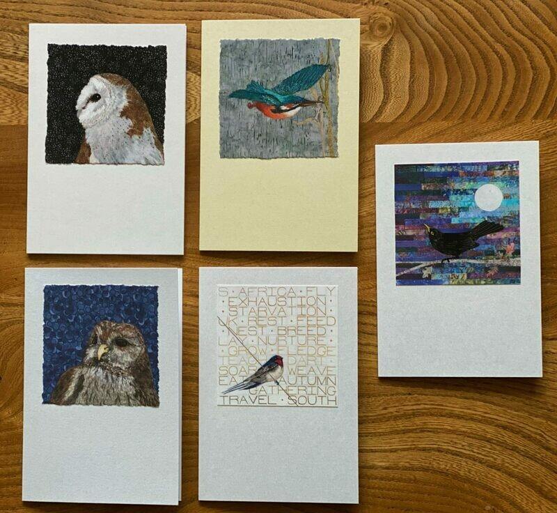 Card Set 4 - Assorted (Pack of 5)