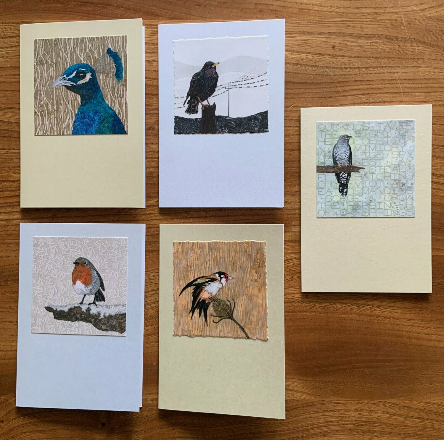 Card Set 5 - Assorted (Pack of 5)