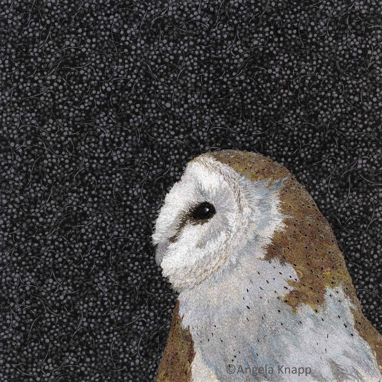 'Night Hunter' - Limited Edition Giclee Print