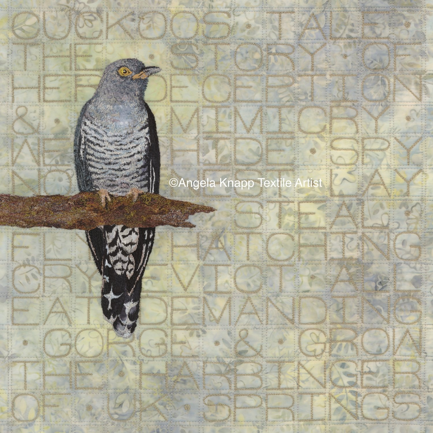 'A Cuckoo's Tale' - Limited Edition Giclee Print