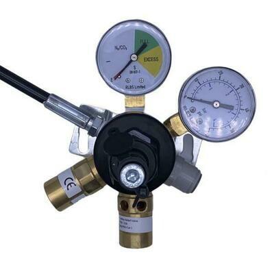Mixed gas regulator