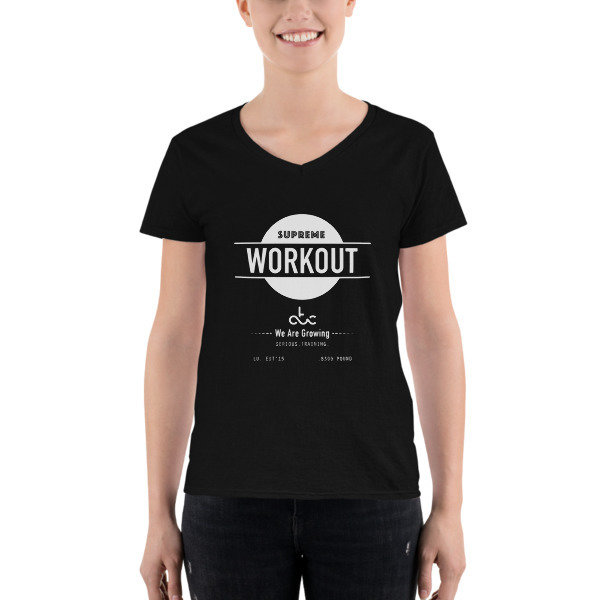Supreme Workout tshirt WOMAN