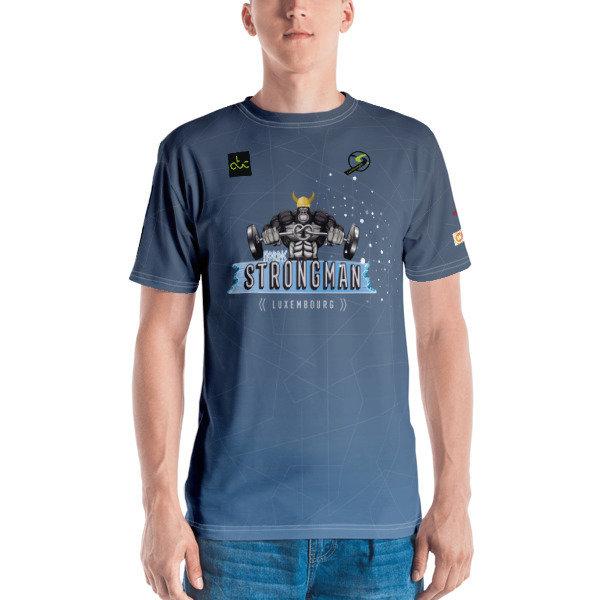Nordic strongman men's shirt