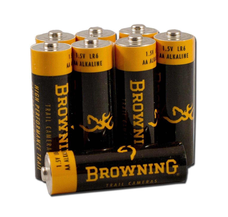 Browning AA Alkaline Batteries 8 pack