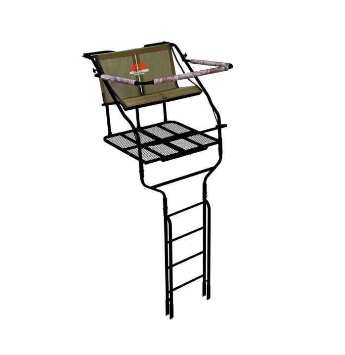 Millennium L220 18 FT Double Ladder Stand