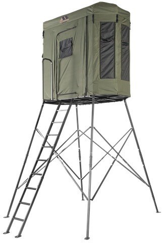Millennium Q200 Buck Hut Shooting House