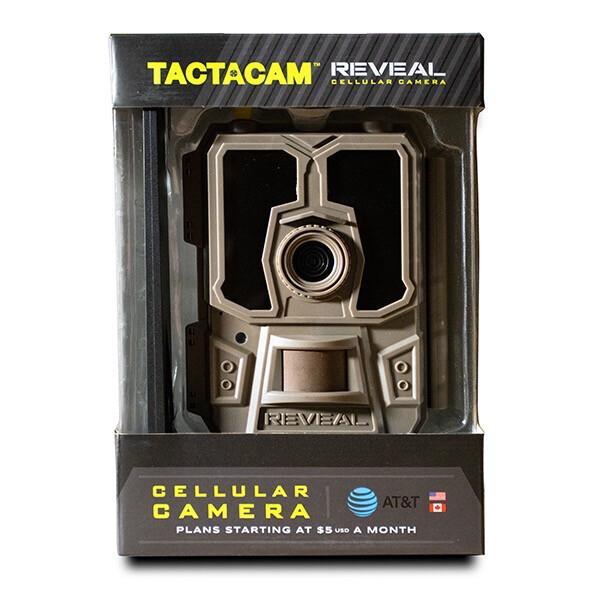 Tactacam Reveal Cellular Camera ATT