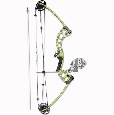 Muzzy Vice Bowfishing Kit Right Hand With Free Shipping