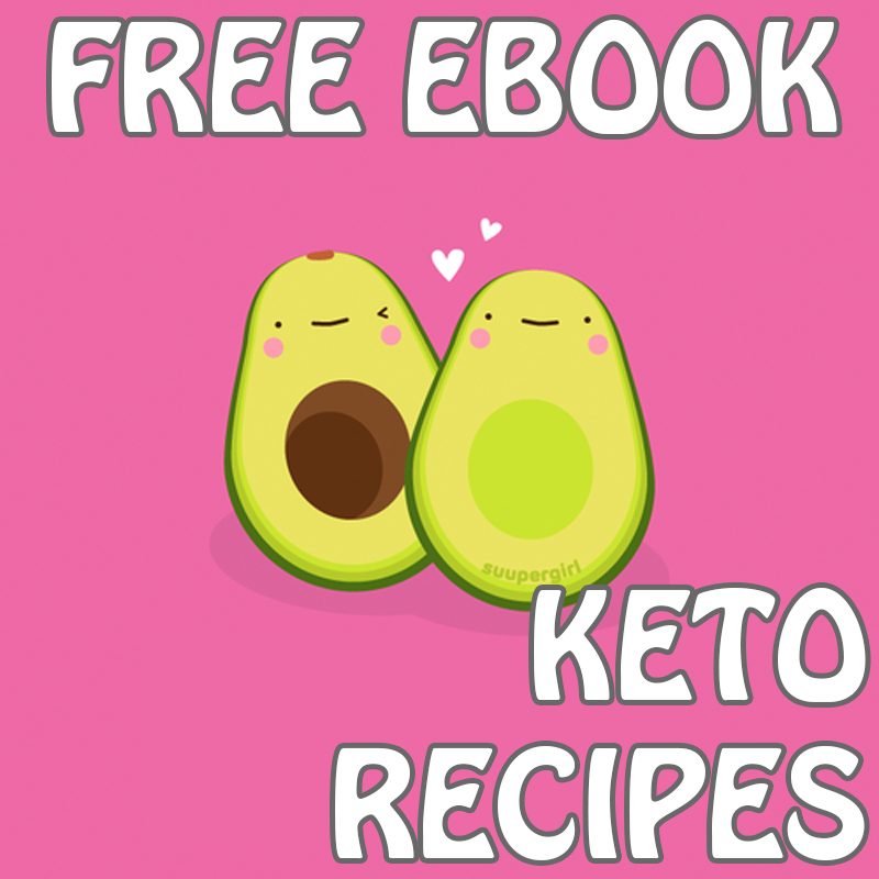 FREE KETO RECIPES EBOOK