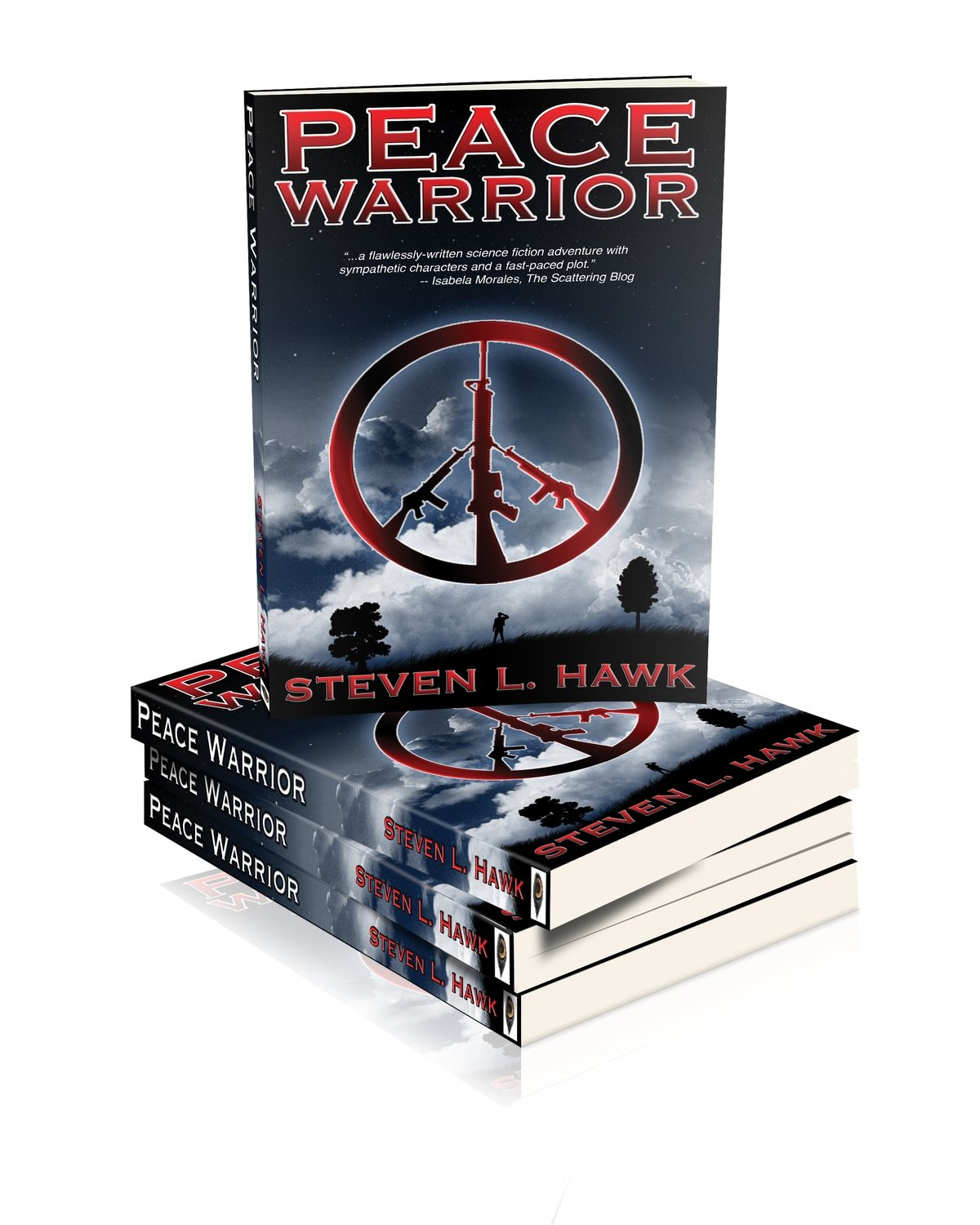 Peace Warrior - Signed Paperback