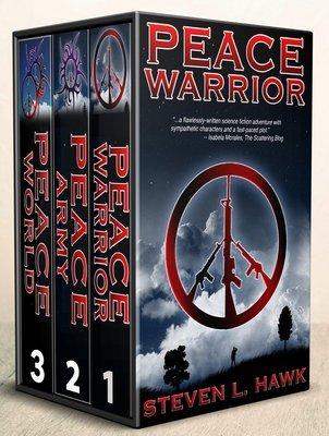 Peace Warrior Trilogy - Signed Paperback