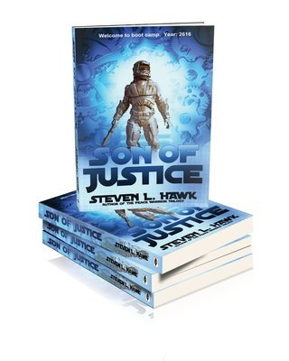 Son of Justice - Signed Paperback