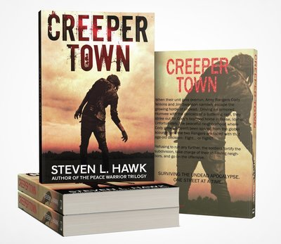 Creeper Town - Signed Paperback