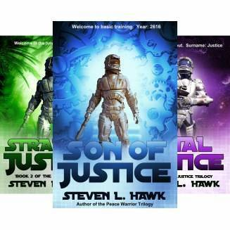 The Justice Trilogy - Signed Paperback