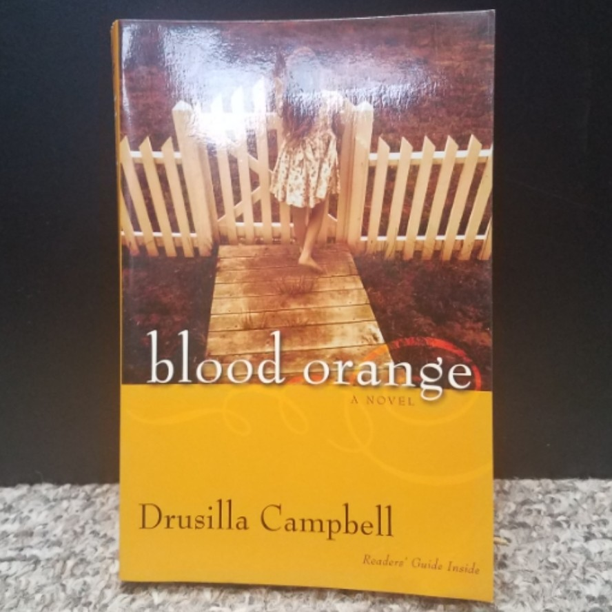 Blood Orange by Drusilla Campbell