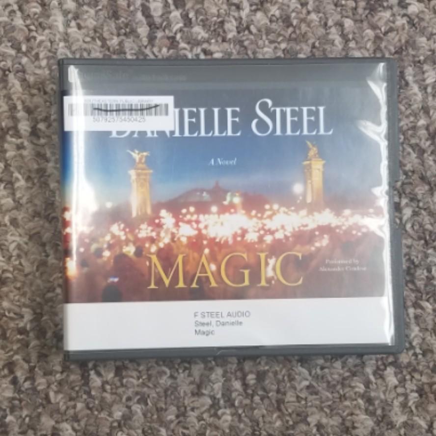 Magic by Danielle Steel AudioBook