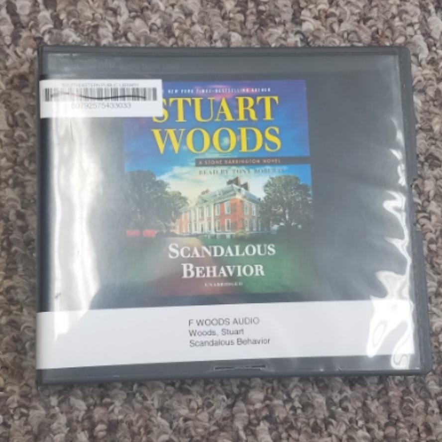 Scandalous Behavior by Stuart Woods AudioBook
