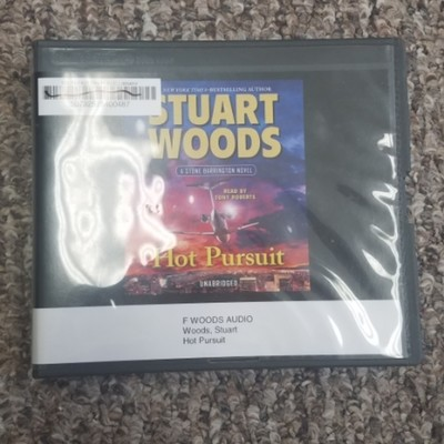 Hot Pursuit by Stuart Woods AudioBook