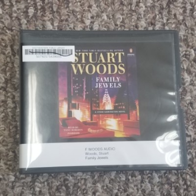 Family Jewels by Stuart Woods Audio Book