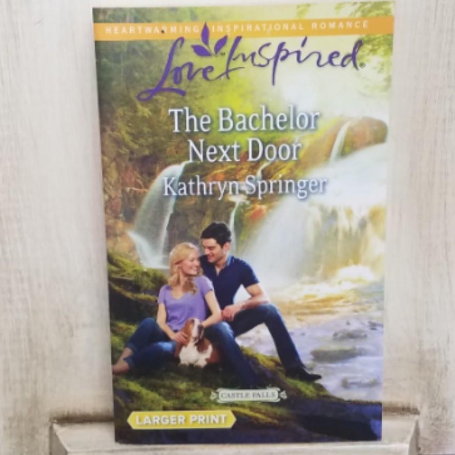 The Bachelor Next Door by Kathryn Springer
