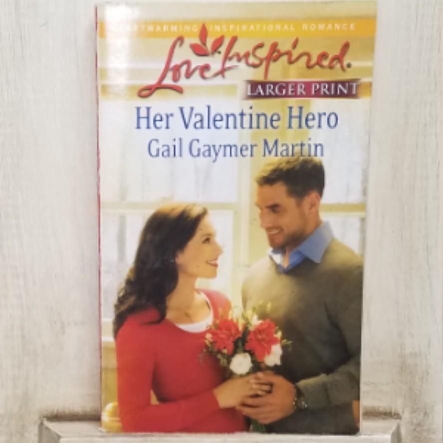 Her Valentine Hero by Gail Gaymer Martin