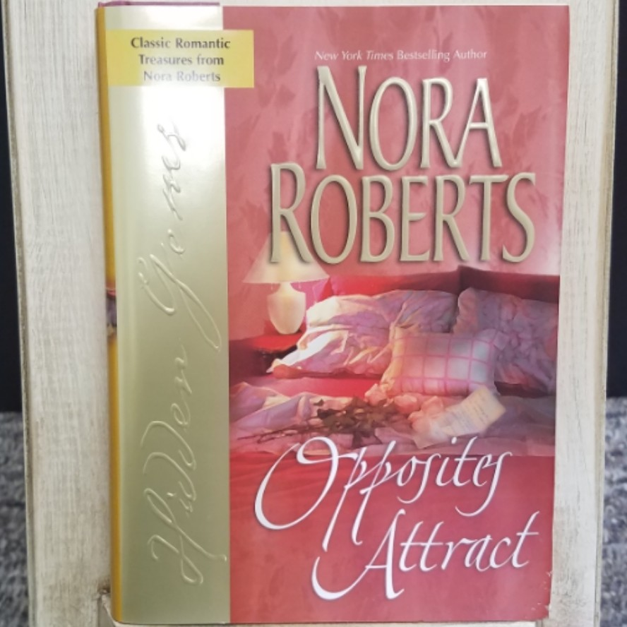 Opposites Attract by Nora Roberts