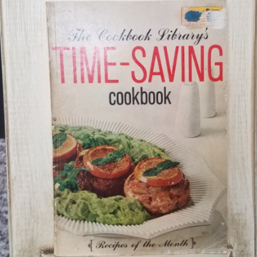 The Cookbook Library's Time-Saving Cookbook by Charlotte