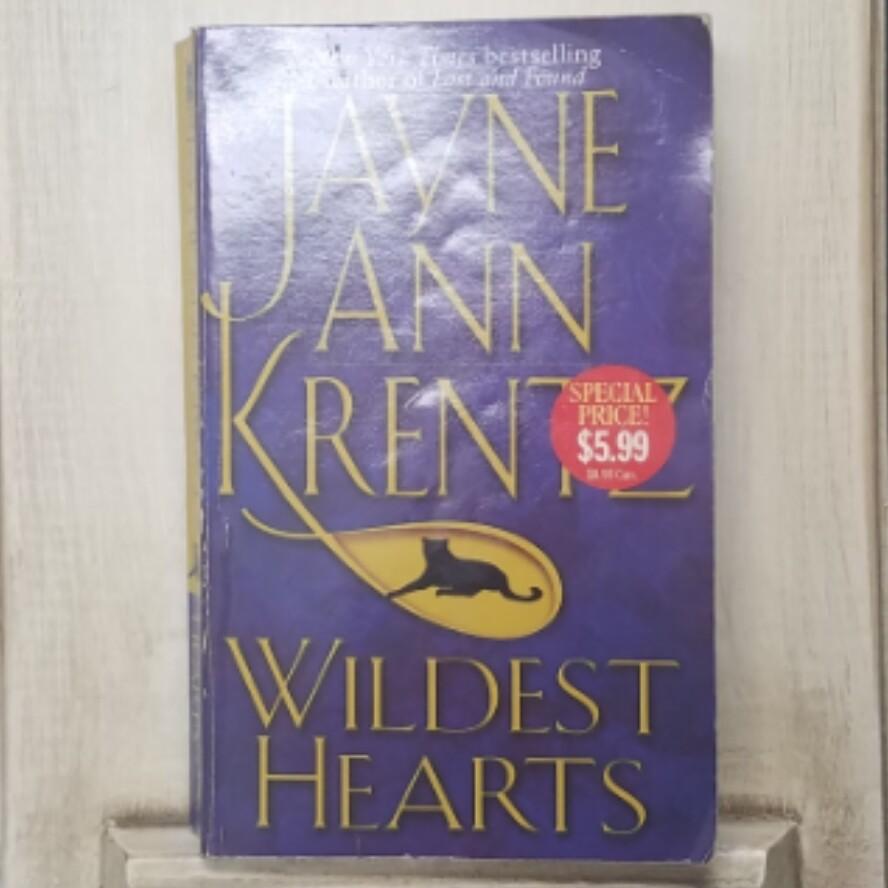 Wildest Hearts by Jayne Ann Krentz